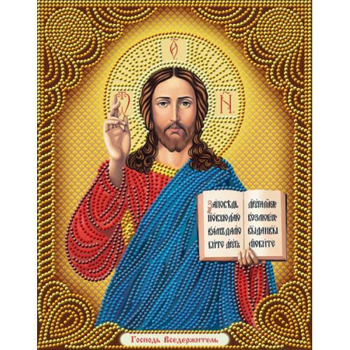 M AZ-5027 Diamond painting sada - Kristus Spasitel