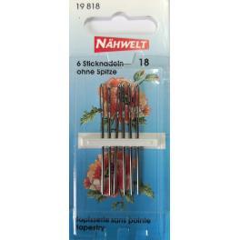 Jehly na vyšívání- Nahwelt (24)