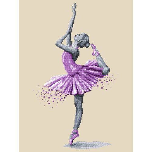 GC 10269 Předloha - Baletka - Lehkost a elegance