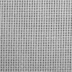 968-12 AIDA- hustota 54/10cm (14 ct) šedá