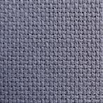 986-11 Běhoun Aida s krajkou 40x90 cm grafitová
