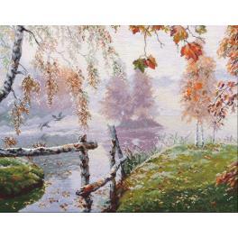 OV 1281 Vyšívací sada - Nádech podzimu