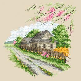 GC 10294 Předloha - Roční období - Barevné jaro
