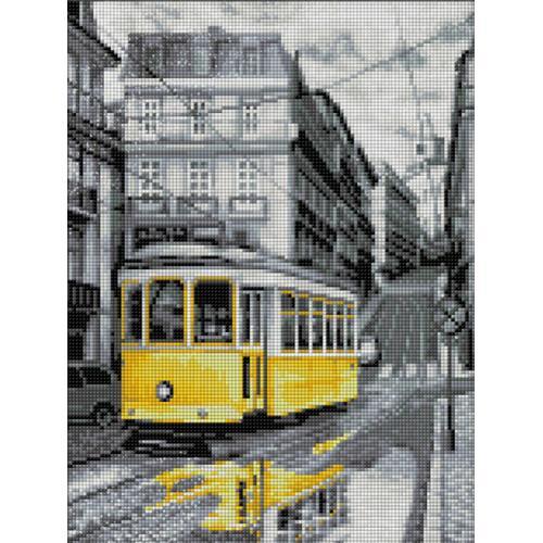 M AZ-1689 Diamond painting sada - Lisabon