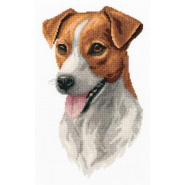 PAJ 7148 Vyšívací sada - Jack Russell Terrier