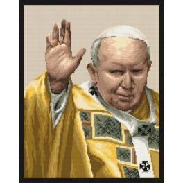 K 750 Předtištěná kanava - Papež Jan Pavel II