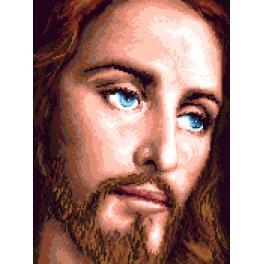 K 7319 Předtištěná kanava - Ježíš