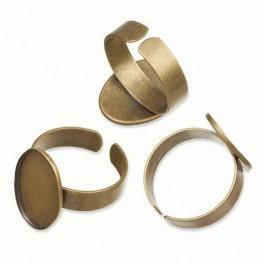 Základ prstýnku bronz