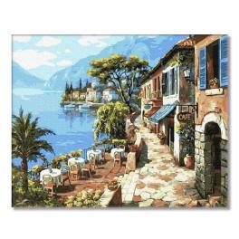 PC4050139 Malování podle čísel - Na horách