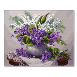 PC4050541 Malování podle čísel - Vůně jara