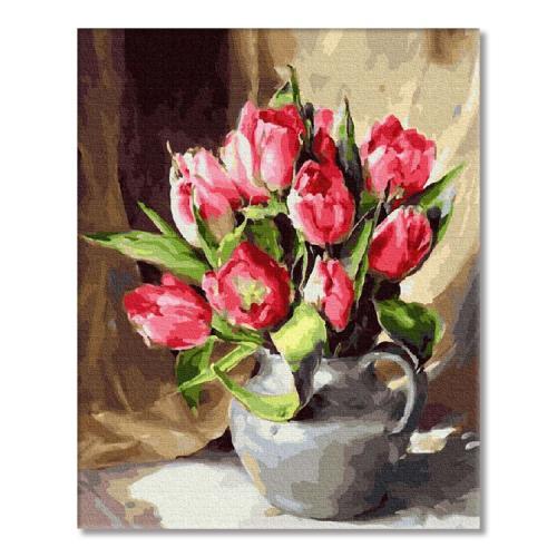 PC4050653 Malování podle čísel - Jarní svěžest