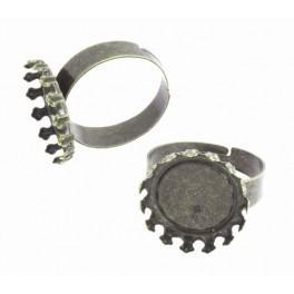 Základ prstýnku bronz 14mm