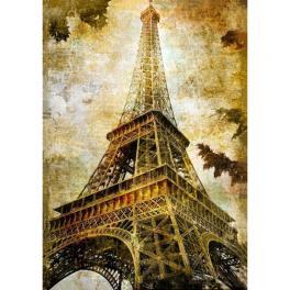 ZTDE 5860 Diamond painting sada - Paříž