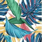 ZTDE 7101 Diamond painting sada - Tropické listy
