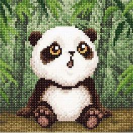 ZMC-001 Diamond painting sada - Malá panda