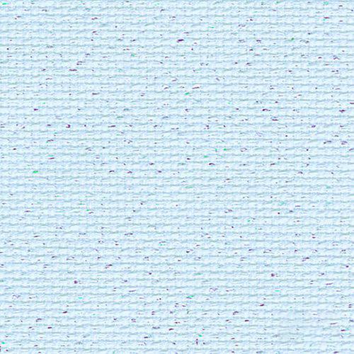 964-54-3542-5169 Metallic AIDA 54/10cm (14 ct) modrá - arch 35 x 42 cm