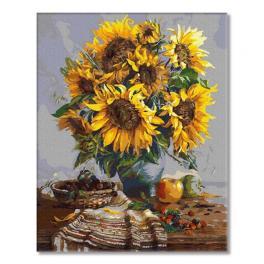 PC4050394 Malování podle čísel - Letní kytice