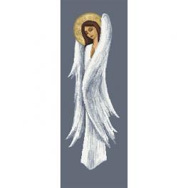 Z 10455 Vyšívací sada - Zasněný anděl