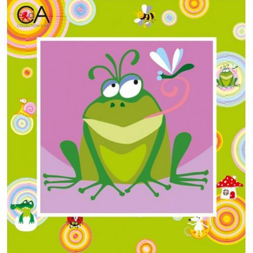 CA 2010K Gobelínova sada - Žabička