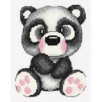 PA 8-372 Vyšívací sada - Panda Gigi
