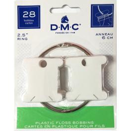 AC 6105-12 Plastové namotávátka DMC s kolečkem pro sepnutí