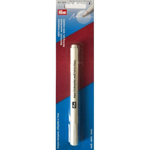 PRYM 611 824 Značkovač pro patchvorky, barva bílá