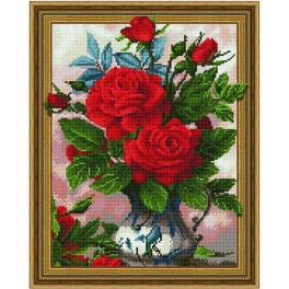5PD4050018 Diamond painting sada - Kvetoucí krása