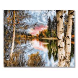 PC4050543 Malování podle čísel - Ticho přírody