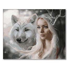 PC4050707 Malování podle čísel - Sněhová královna