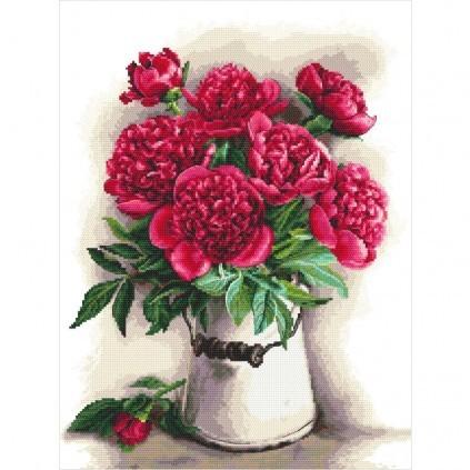 vzory na vyšívání v PDF